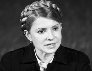 Тимошенко пригрозила «третьим кругом революции» при поражении на выборах