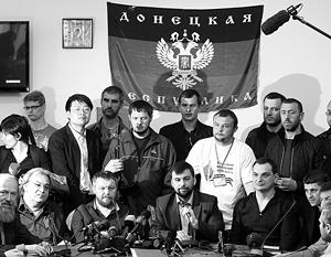 В оставшееся до референдума на Востоке Украины время напряжение будет расти с каждым часом