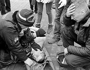 Комиссия Рады: По митингующим в Киеве стреляли не бойцы «Беркута»