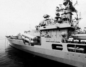 Если военное столкновение Китая и США и станет реальностью, первыми в него окажутся втянуты флоты обеих держав