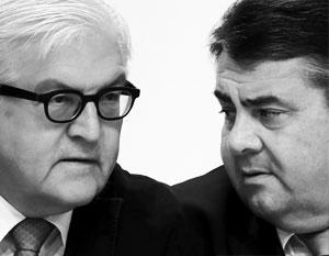 """В мире: Германскую дипломатию возглавил """"упрямый носорог"""""""