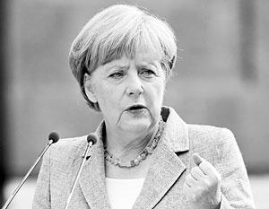 Меркель признала ущерб для экономики Германии от украинского кризиса