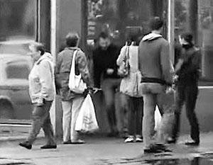 Видео о нежелании россиян помогать незнакомцам оказалось сфабрикованным