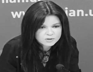 Певица Руслана после поездки в Донецк призвала остановить огонь в своих