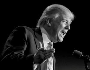 Дональд Трамп играет на ревности чернокожих избирателей к мексиканцам-нелегалам