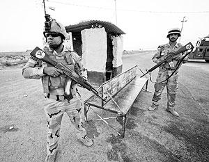 Под прицелом Багдад