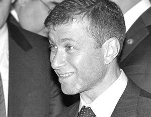 Российский миллиардер Роман Абрамович