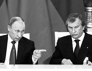 Сечин всегда выполняет поручения Путина