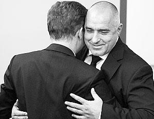 Болгарский премьер Борисов полагает, что заморозку «Южного потока» можно решить к обоюдной выгоде