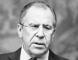 Лавров: Москва не требует федерализации или автономии Донбасса