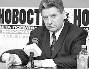 Депутат Госдумы Виктор Алкснис