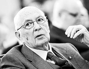 Политическая карьера Джорджо Наполитано началась в годы Второй мировой войны