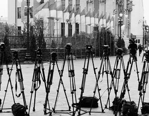 На журналистов Life News было совершено нападение в Киеве