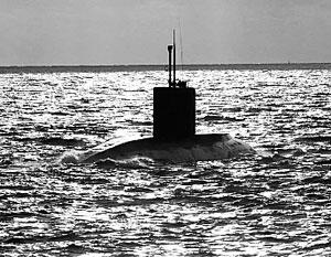 «Русская подводная лодка» якобы следила за британской АПЛ типа Vanguard