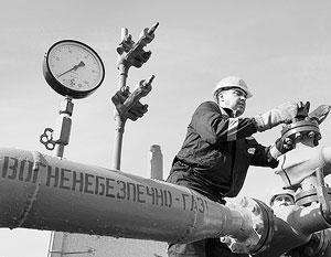 Украина потеряла 1 млрд долларов дохода от транзита газа в Европу