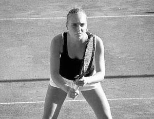 Изначально сообщалось, что 23-летняя теннисистка Виолетта Дегтярева умерла прямо во время тренировки