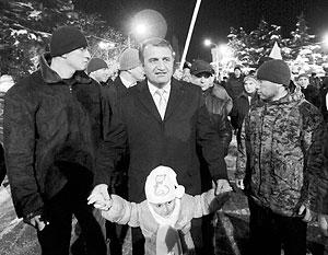 Лозунг об объединении с Россией помог партии Бибилова победить на выборах