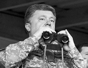 Антироссийская власть на Украине поменяется не в результате боев за Киев