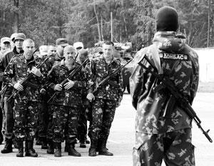 В батальоне после Иловайского котла сложилась конфликтная ситуация