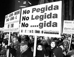 Уход Лутца Бахманна с поста лидера PEGIDA не ослабит протестное движение