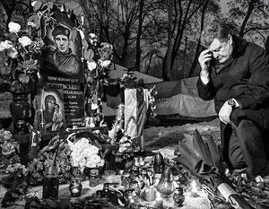 «Весь мир сегодня с Украиной, видит наше единство», – заявил Порошенко в «День соборности» на могиле «героев Небесной сотни»