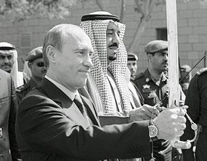 С новым королем Салманом Владимир Путин познакомился еще в 2007 году в Эр-Рияде