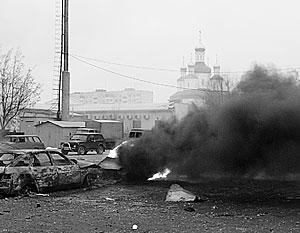Мариуполь вдруг попал в самый эпицентр боевых действий