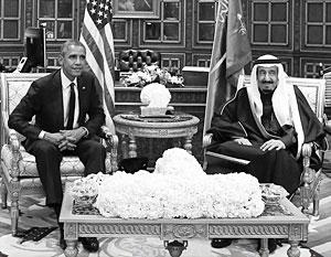 По некоторым данным, новый король лично встречал американского гостя