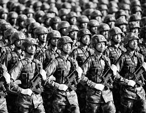 Китай смутил Японию идеей военного парада