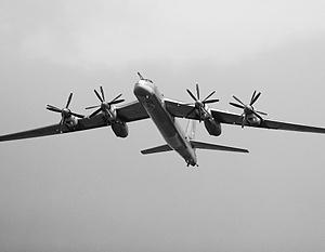 Британия потребовала от России объяснений в связи с полетом Ту-95 над Ла-Маншем