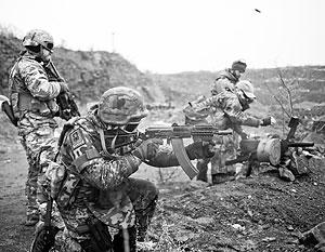 По мнению экспертов, военная помощь США в нынешней ситуации киевским силовикам не поможет