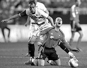 Донецкому «Шахтеру» не хватило нескольких секунд для того, что бы выбить из Кубка УЕФА обладателя трофея – «Севилью»
