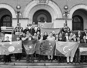 Сейчас в UNPO 46 членов – от Тибета и Курдистана до венгров Румынии и аборигенов Австралии
