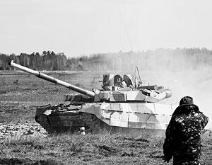 БМ «Оплот» является модернизацией Т-80