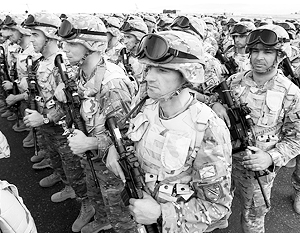 НАТО наращивает контингент, чтобы противостоять российскому влиянию