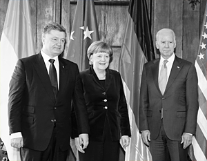 Центральной темой всех дискуссий в Мюнхене в этом году стали события на Украине