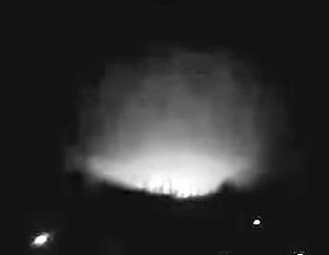 Взрыв на химзаводе в Донецке ощутили даже в соседних городах