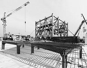 Сроки строительства космодрома Восточный не раз срывались