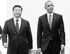 Для сокращения имеющихся разногласий Обама пригласил китайского лидера посетить США с государственным визитом