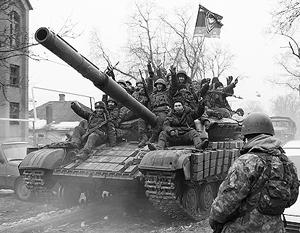 В штабе ополчения констатируют начало перемирия. Если и есть нарушения с украинской стороны, то только в районе Дебальцево