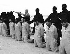 Казнь коптов заставила жестко выступить против ИГ Египет