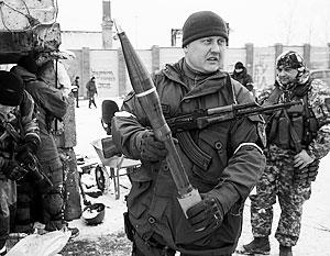 Поползновения Киева в сторону НАТО возмущают представителей ополчения