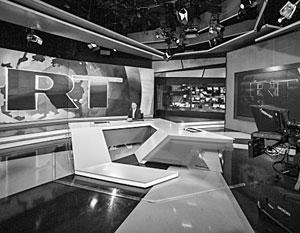 Прародителем RT является не советская пропаганда, а как раз западные «голоса»