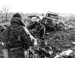 Ополченцы обнаружили в Дебальцево секретные документы силовиков