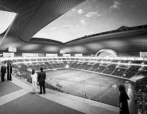 Катар обещает суперсовременные стадионы с кондиционированием, но для гостей чемпионата этого мало