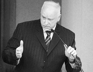 «Как показывает практика, указанное положение работает против интересов России, умело используется западными оппонентами», – негодовал Бастрыкин