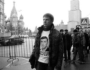 Одним из итогов шествия оппозиции в Москве стало задержание одиозного украинского депутата Гончаренко