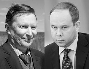 Путин сменил Иванова на Вайно