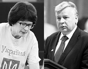 Сандра Калниете провела ночь в Шереметьево, а Богдану Борусевичу отказали в российской визе