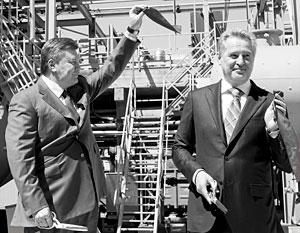 По мнению экспертов, влиятельные при Викторе Януковиче олигархи (справа – Дмитрий Фирташ) не смогут восстановить былые позиции при Порошенко